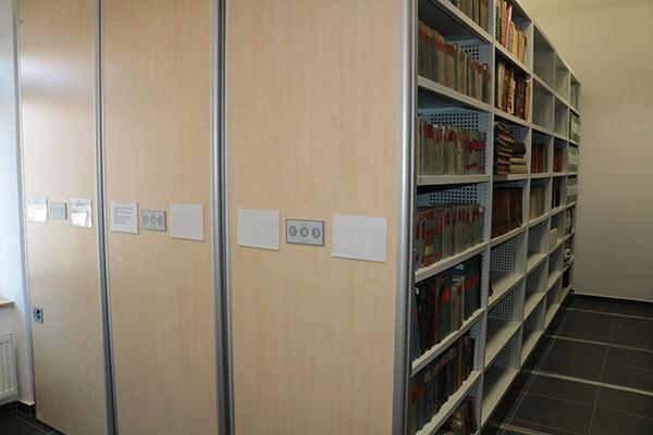 Depo knjižnice