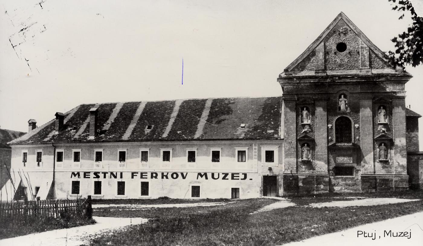 Ferkov muzej Ptuj - fotografija