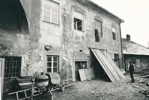 Adaptacija prostorov v Dominikanskem samostanu